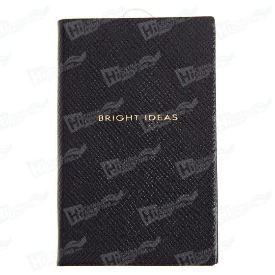 Gold Stamping Leather Notebook Printing