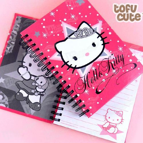 Hello Kitty Notebooks Printing