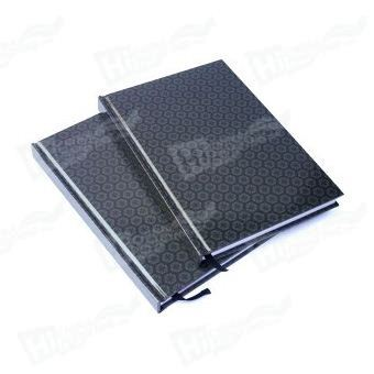 Leather Business Notebook Printing