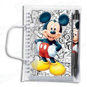 Mickey Mini Notebooks Printing