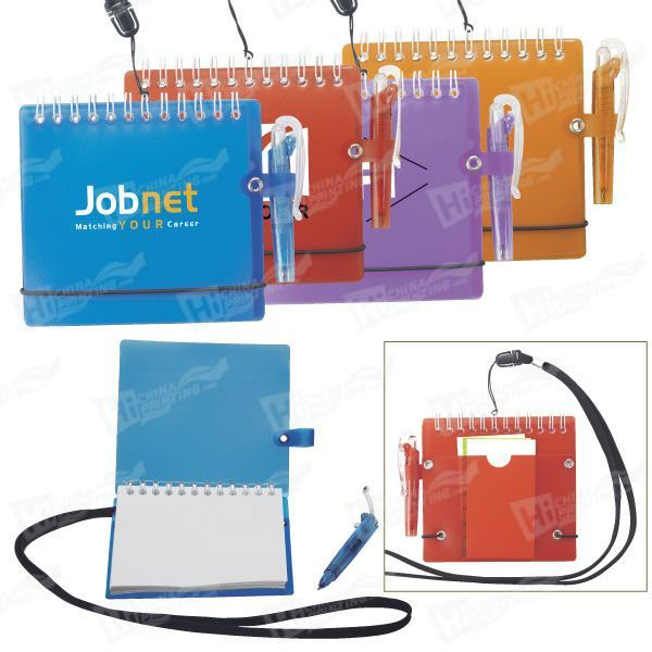 Pocket Spiral Notebook Printing