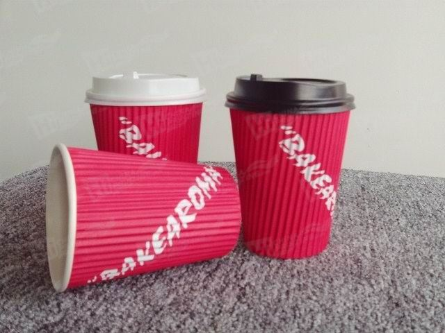 Corrugated Paper Cups Printing
