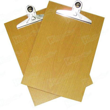 A4 Wooden Clipboards