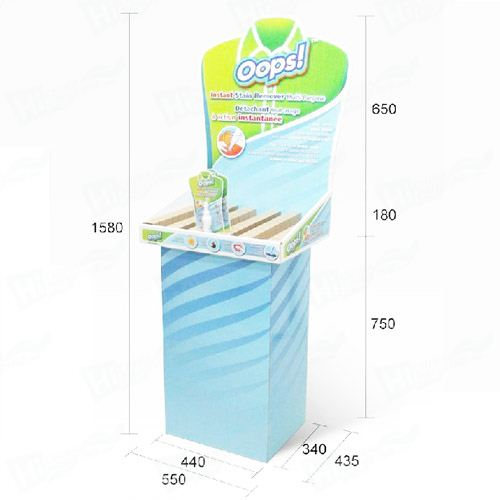Floor Display Racks / Boxes Printing