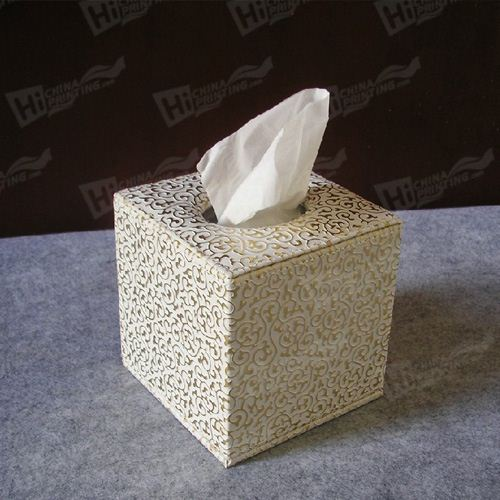 Tissue Paper Boxes Printing