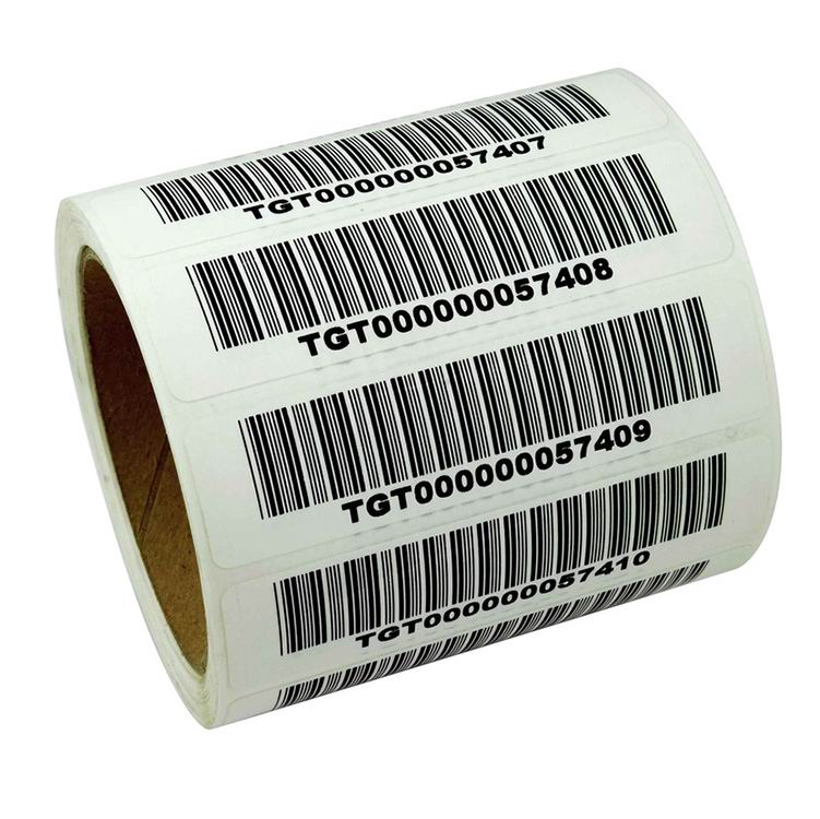 Barcode Label Paper Sticker Printing