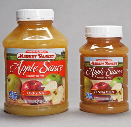 Custom Labels Printing For Applesauce