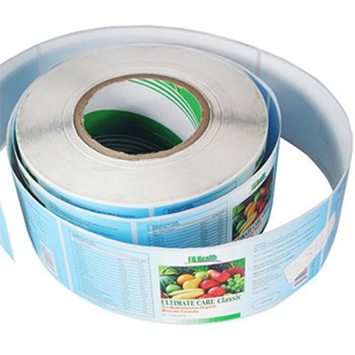 Food Labels Printing