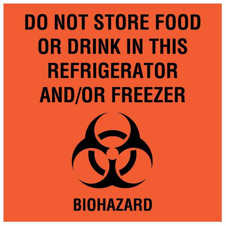 Instruction Labels Printing For Refrigerators