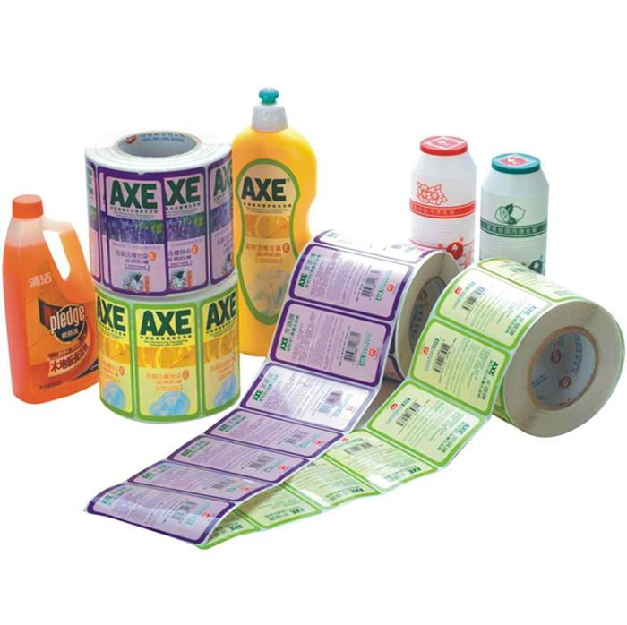 Synthetic Paper Label Printing