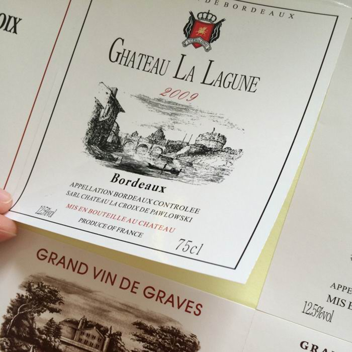 Wine Labels Printing