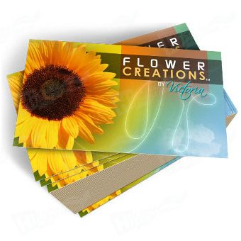 Full Color Business Postcard Printing
