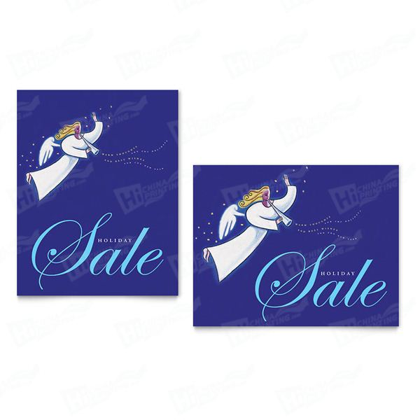 Christmas Angel Sale Posters Printing