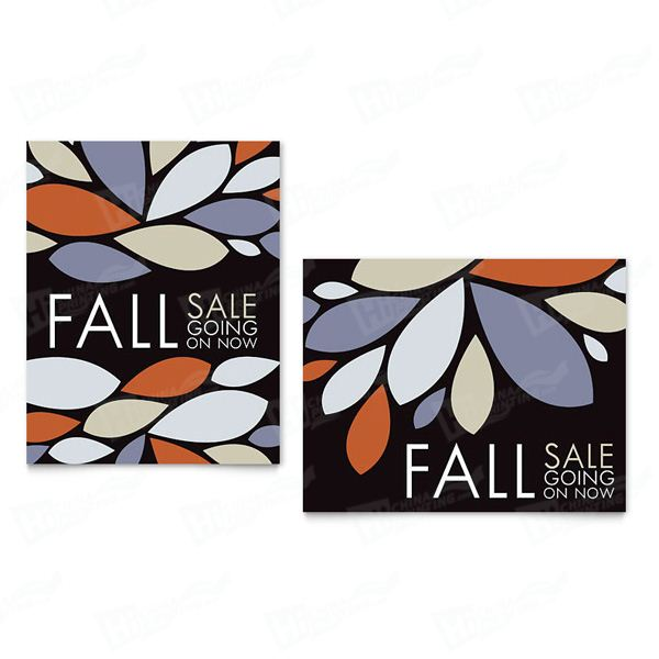 Contemporary Leaves Sale Posters Printing