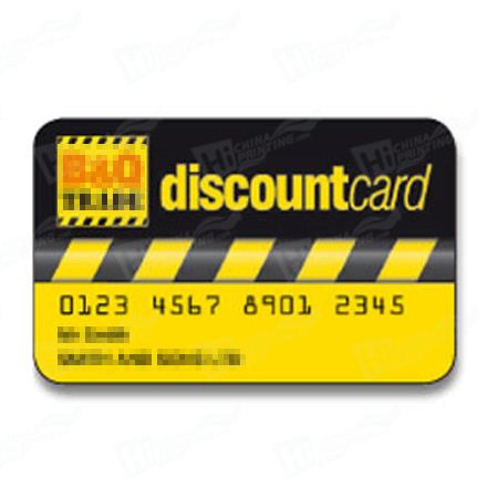 Discount Cards Printing