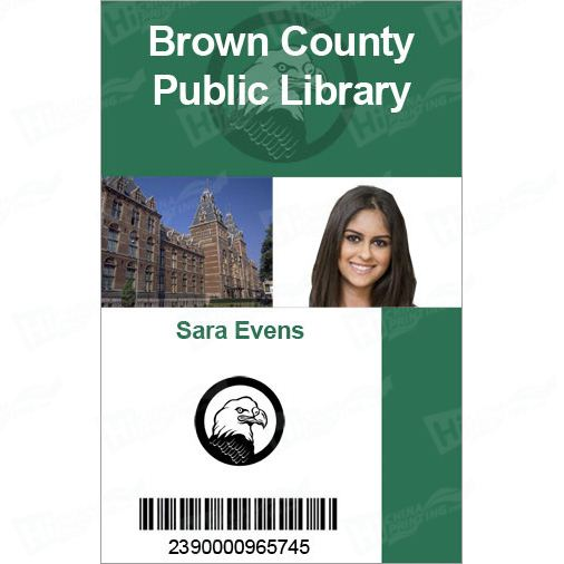 Library Cards Printing