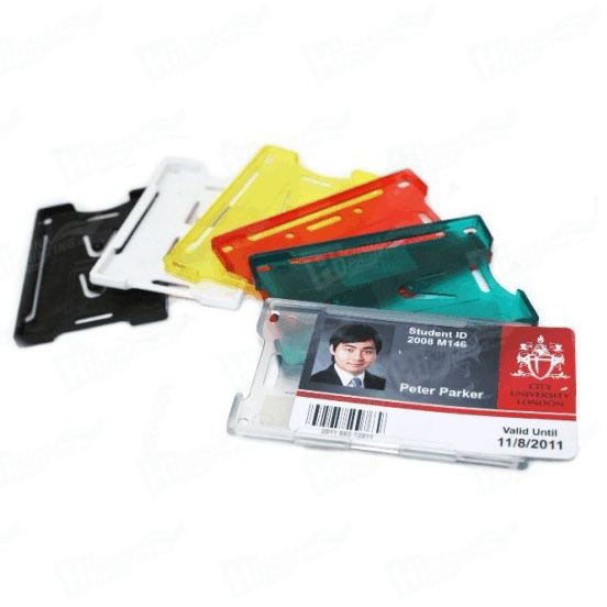 Plastic Card Holders