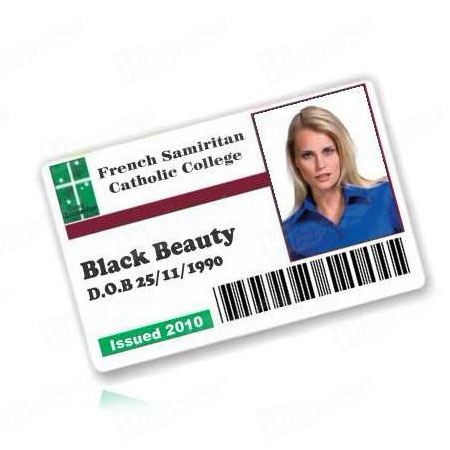Student ID Cards Printing