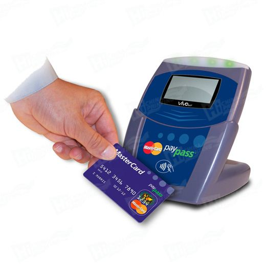 Contactless Cards Printing