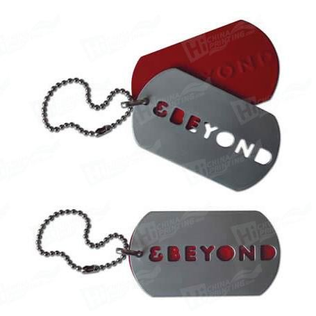 Branding of Promotions Dog Tag