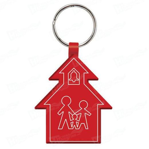 House Shape Key Tag