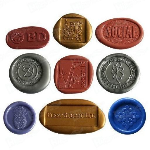 Sealing Wax Tag