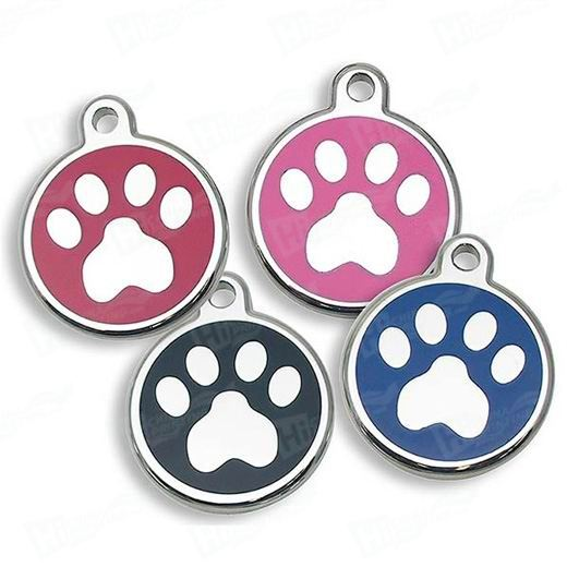 Stainless Steel Jewelry Tags